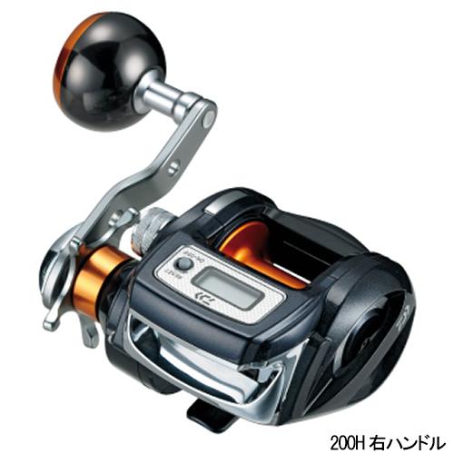 ダイワ ライトゲームX ICV 200H 右ハンドル