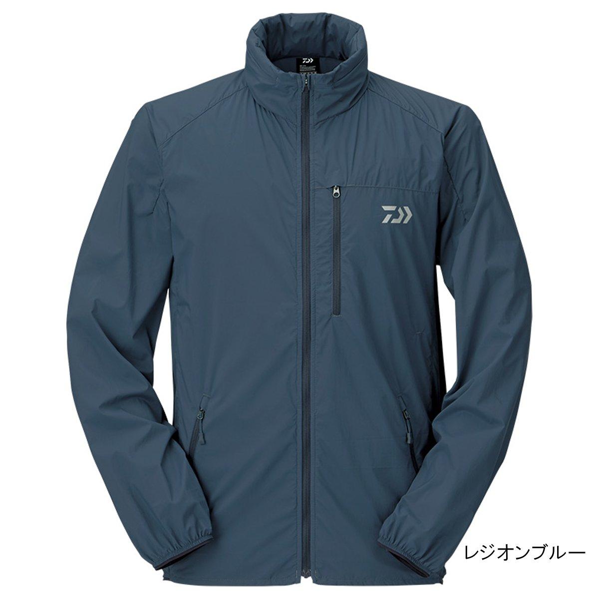 ダイワ ポケッタブルウィンドジャケット DJ-33009 L レジオンブルー【送料無料】