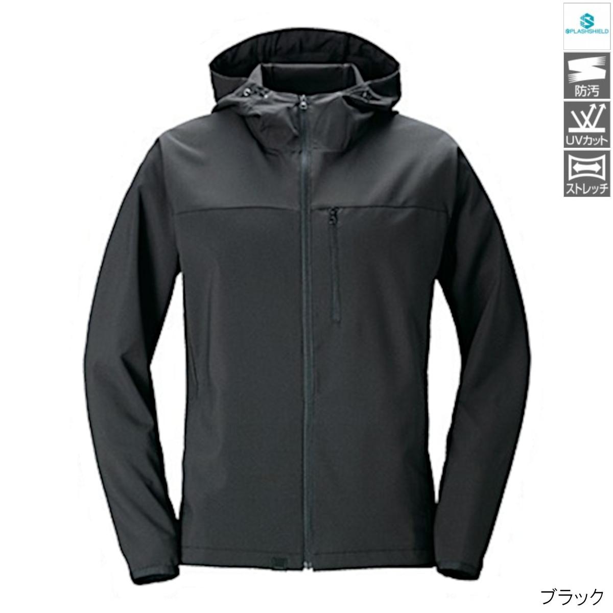 SSジャケット WJ-048T 2XL ブラック シマノ