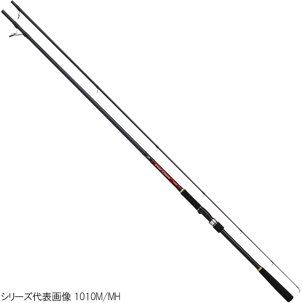 オーバーゼア 109MH ダイワ【大型商品】【同梱不可】