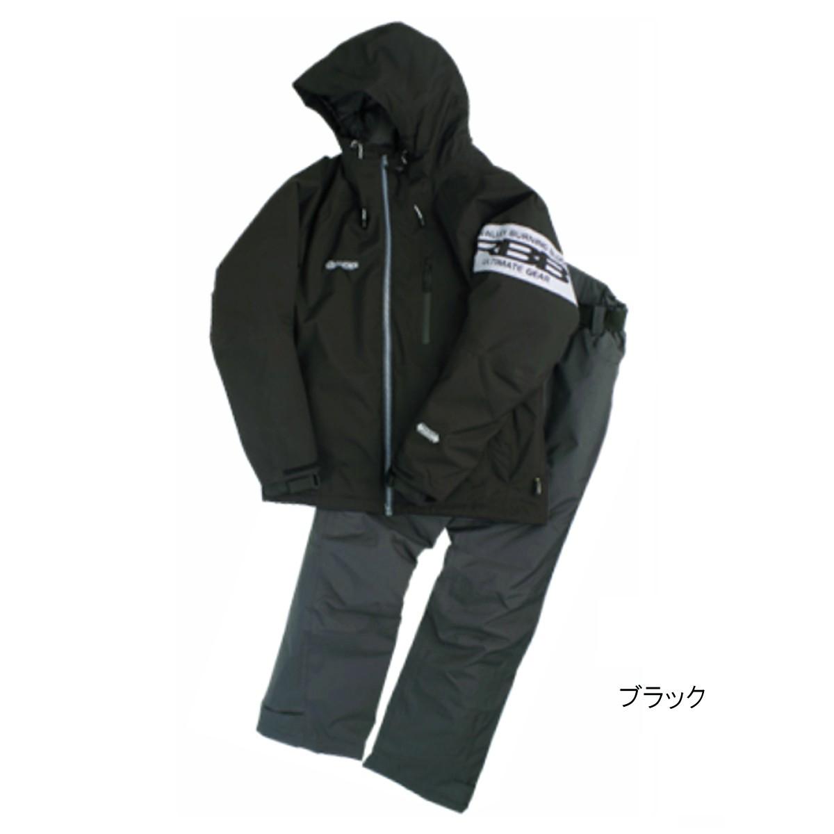 RBB タイドウォームスーツII No.8771 LL ブラック【送料無料】