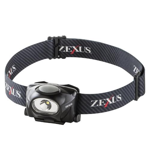 冨士灯器 ZEXUS LEDライト ZX-140 ブラック