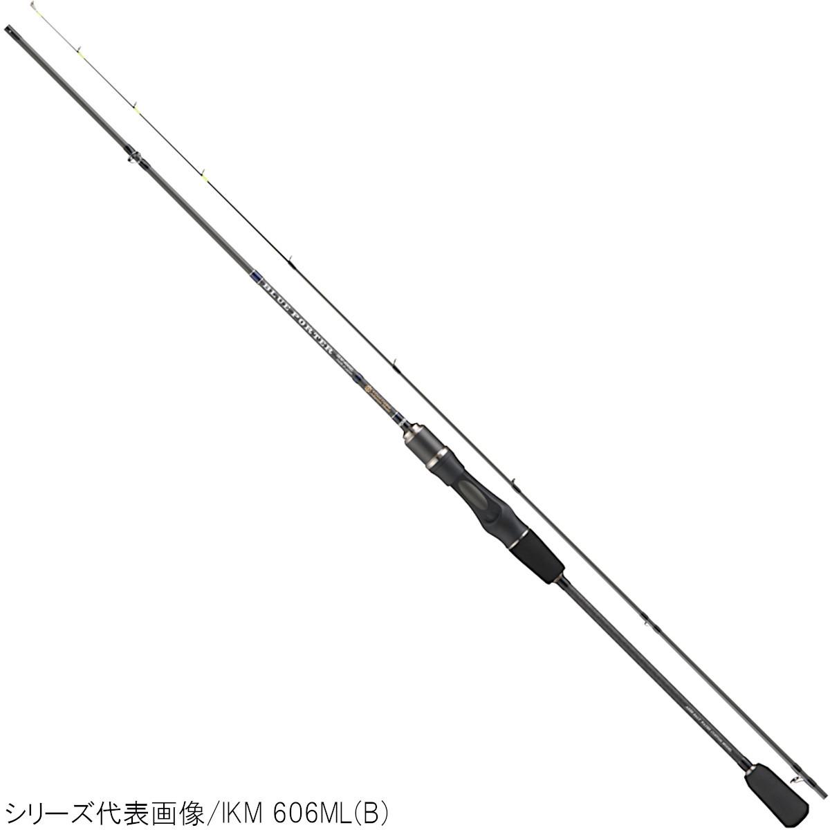 ARES ブルーポーター IKM 606MH 宇崎日新【同梱不可】