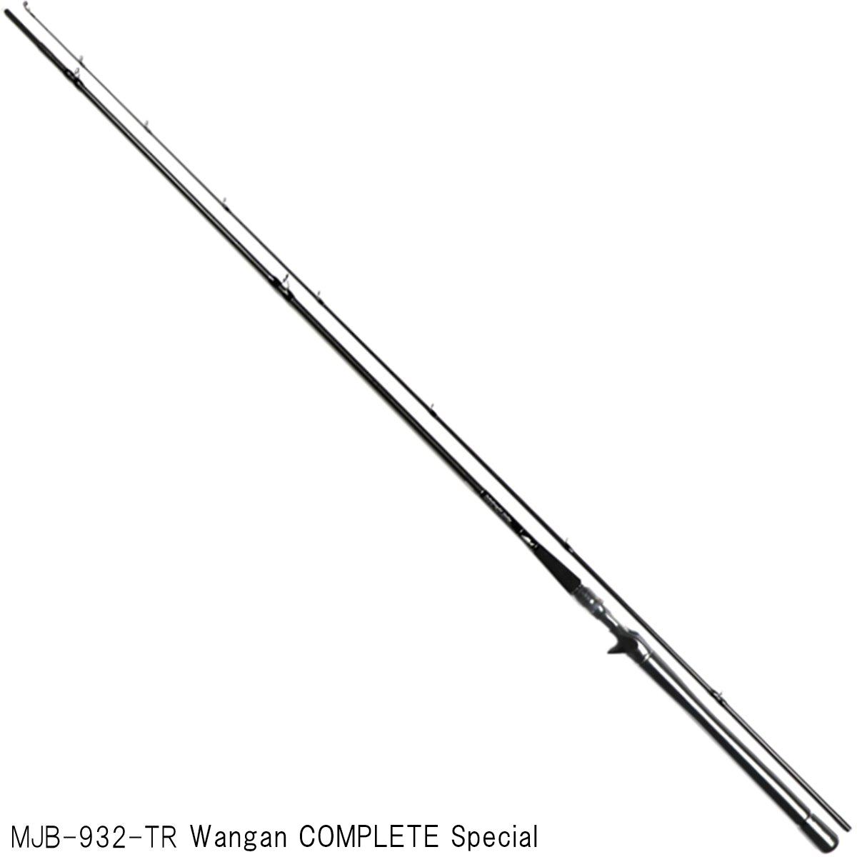 ジークラフト セブンセンスTR ミッドナイトジェッティ MJB-932-TR Wangan COMPLETE Special【送料無料】