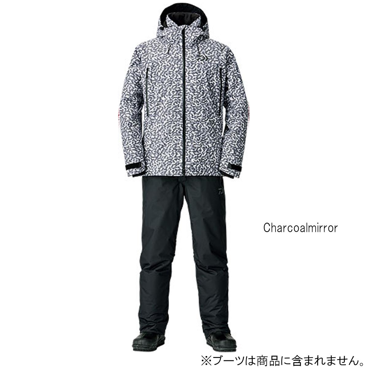 ダイワ レインマックス ウィンタースーツ DW-3108 L Charcoalmirror【送料無料】