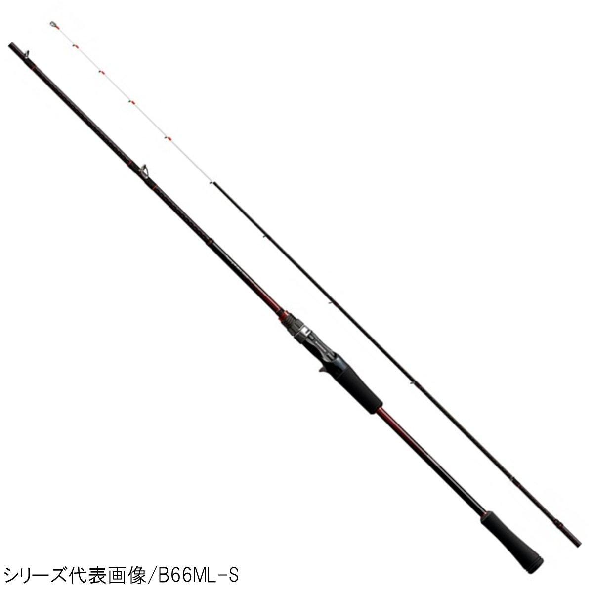 シマノ セフィア BB メタルスッテ B66M-S【送料無料】