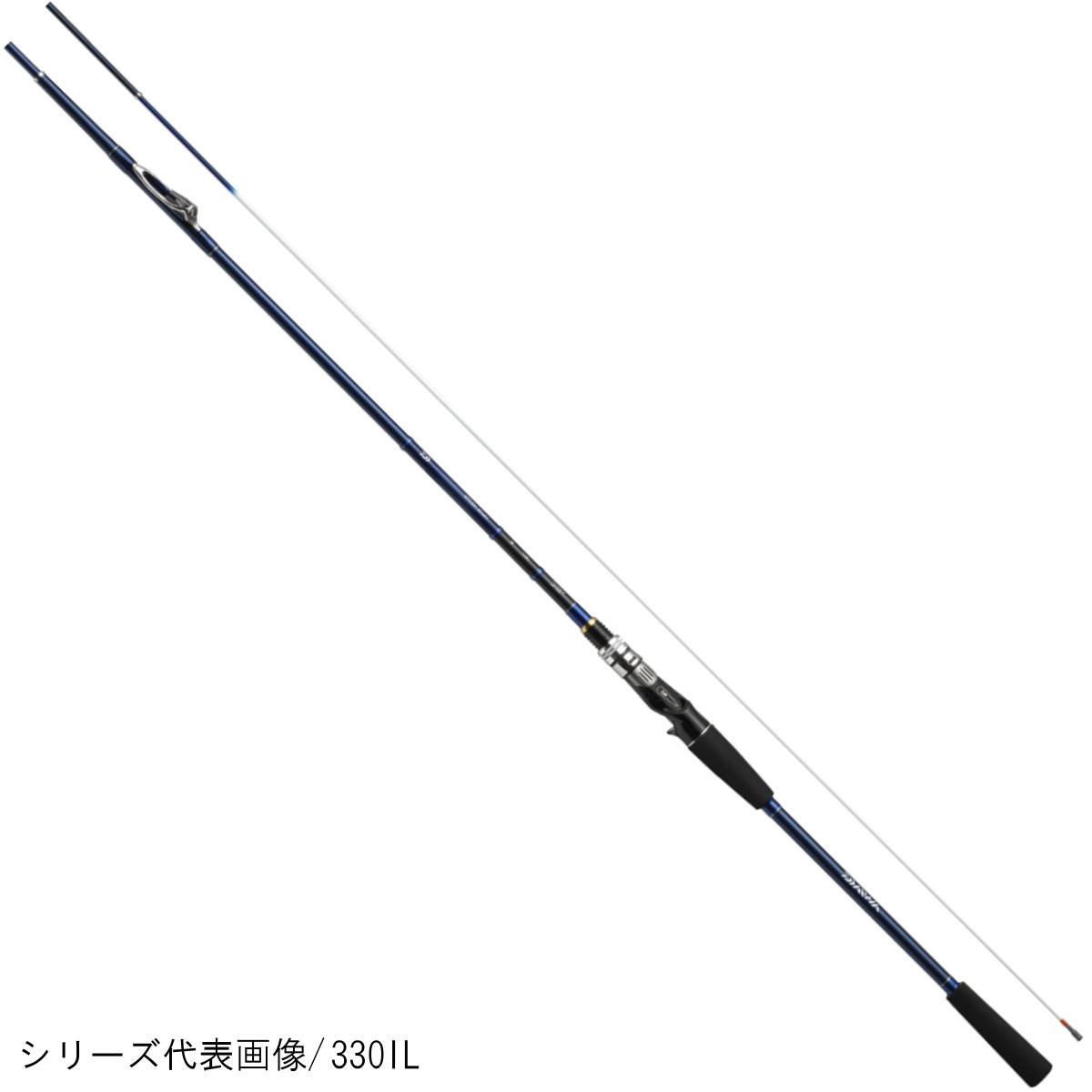 瀬戸内メバルSP 360IL ダイワ【同梱不可】