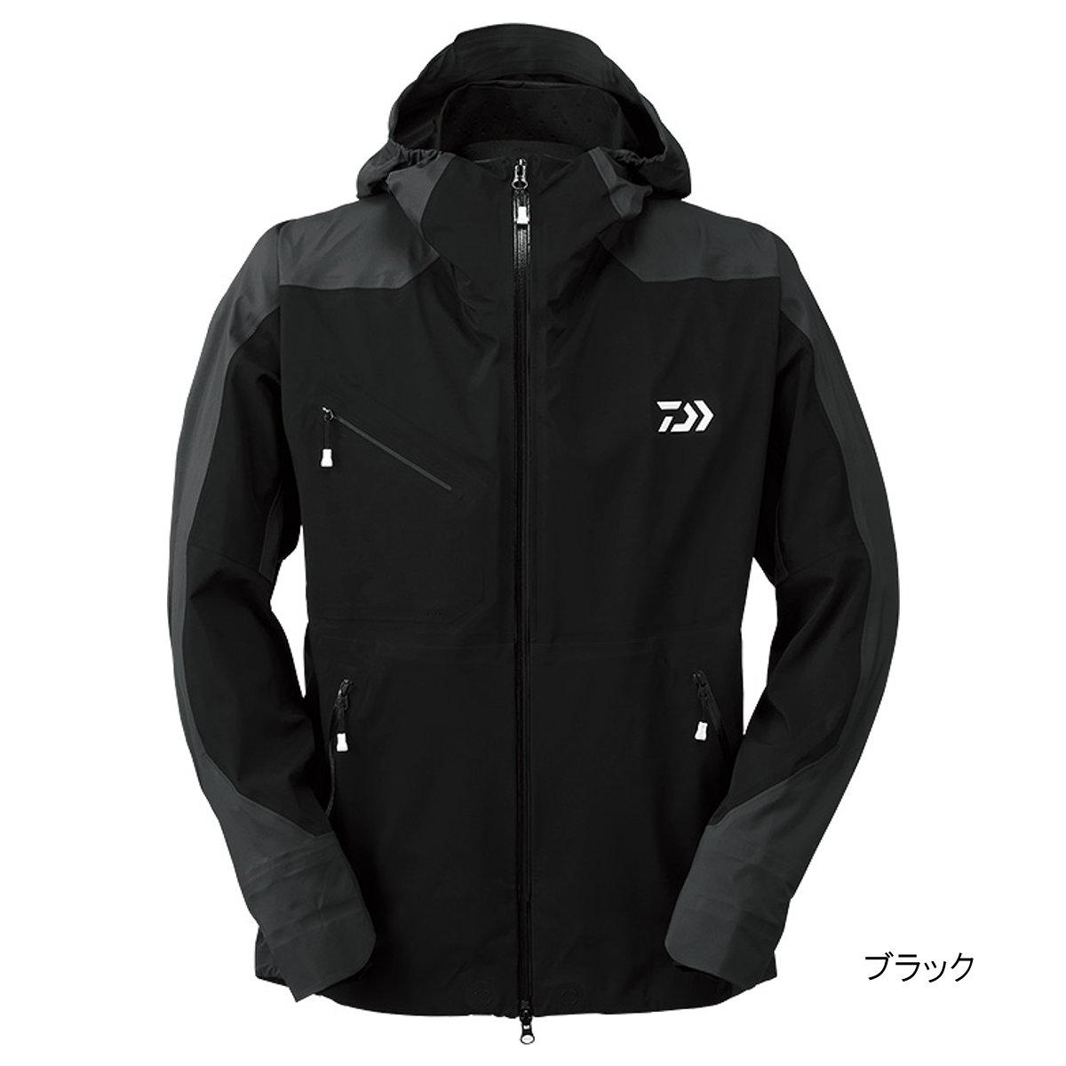 ダイワ ポーラテック ネオシェル ハイブリッドレインジャケット DR-20009J 2XL ブラック【送料無料】