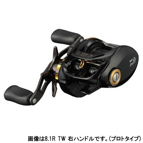 ダイワ モアザン PE SV 8.1R TW 右ハンドル【送料無料】