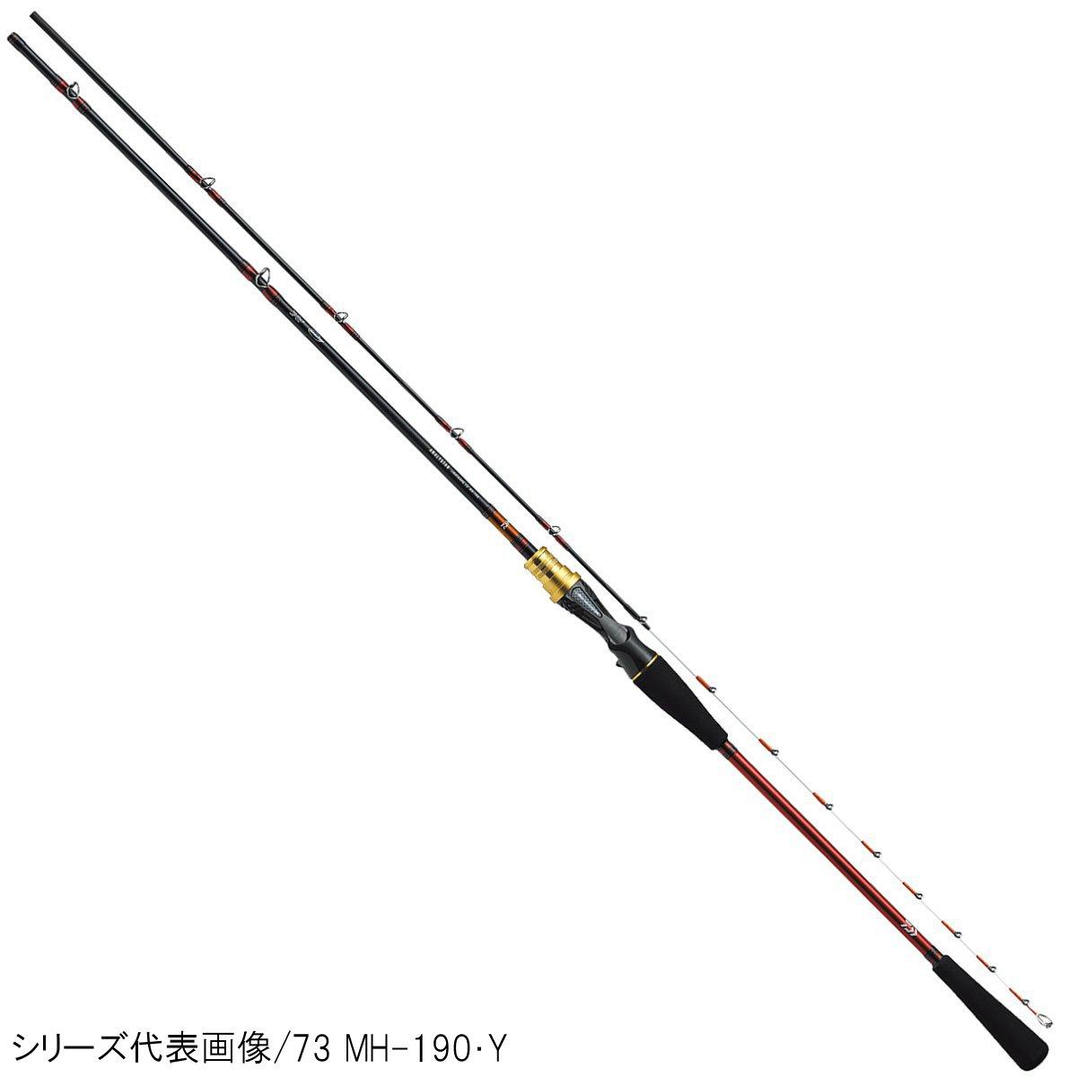 ダイワ アナリスター ライトゲーム 82 M-190・Y【送料無料】