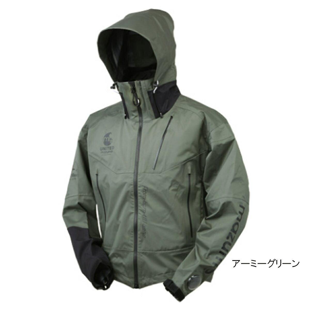 mazume レッドムーンウェーディングショートジャケット MZRJ-352 M アーミーグリーン