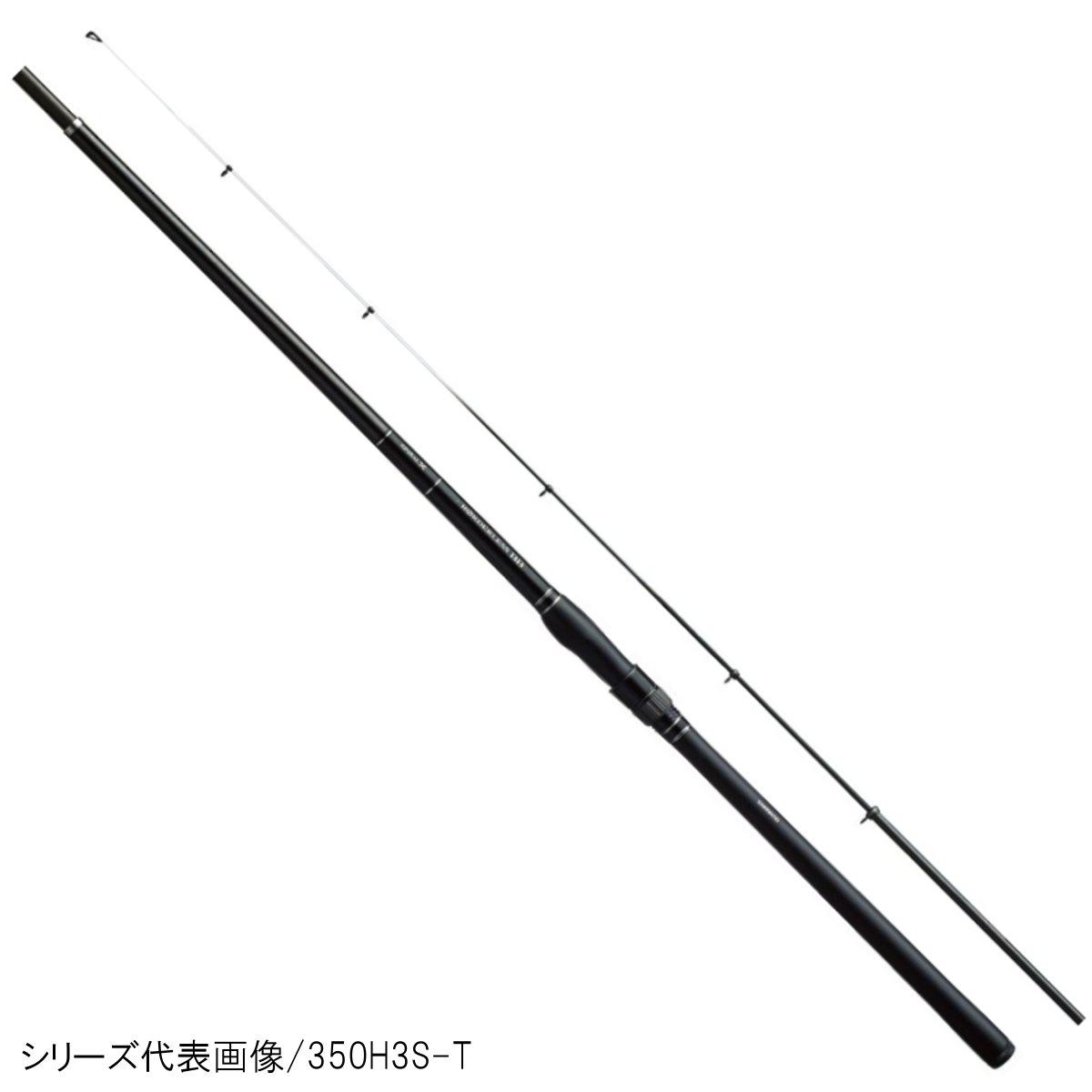 シマノ ボーダレスBB(パワー系ソリッドティップ仕様) 350H4S-T【送料無料】