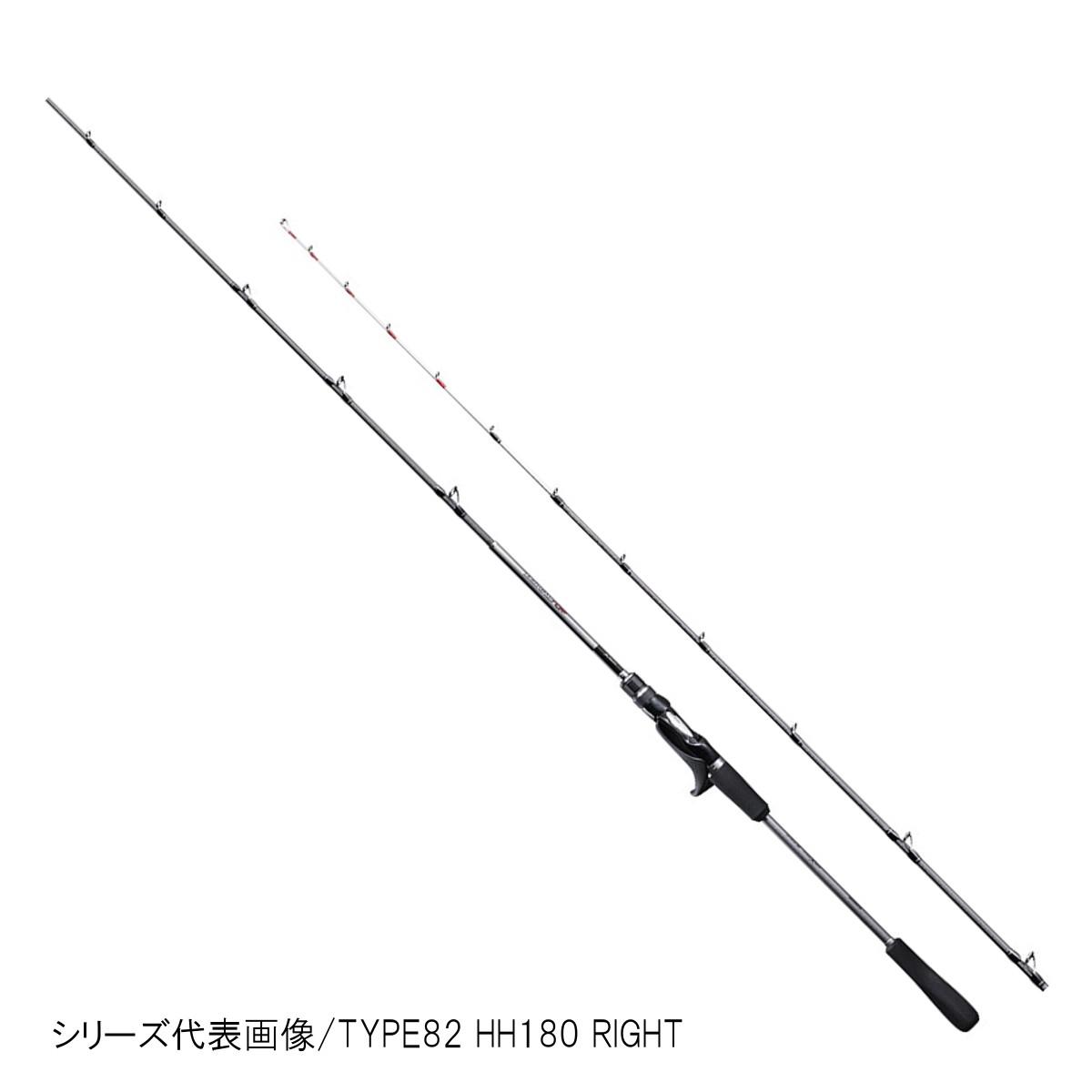 ライトゲーム CI4+ TYPE82 M195 LEFT シマノ【同梱不可】