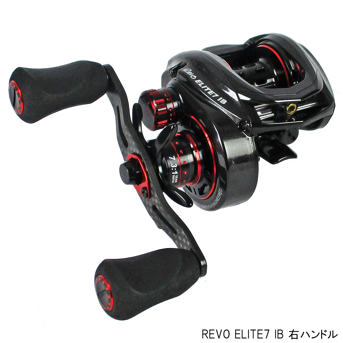 REVO ELITE7 IB 右ハンドル【送料無料】