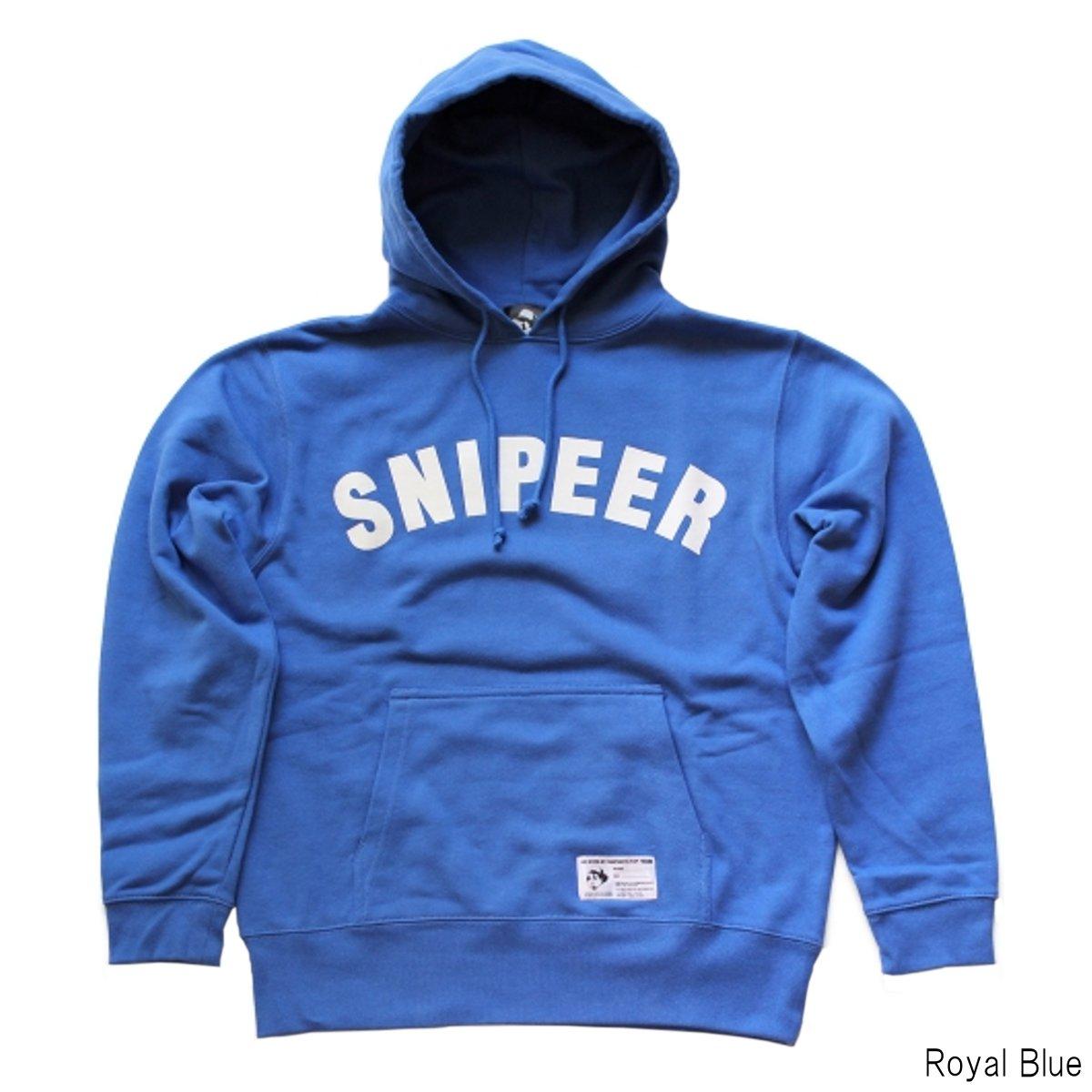 スナイパー ARCH PARKA SNP-HP0011-BL L Royal 青
