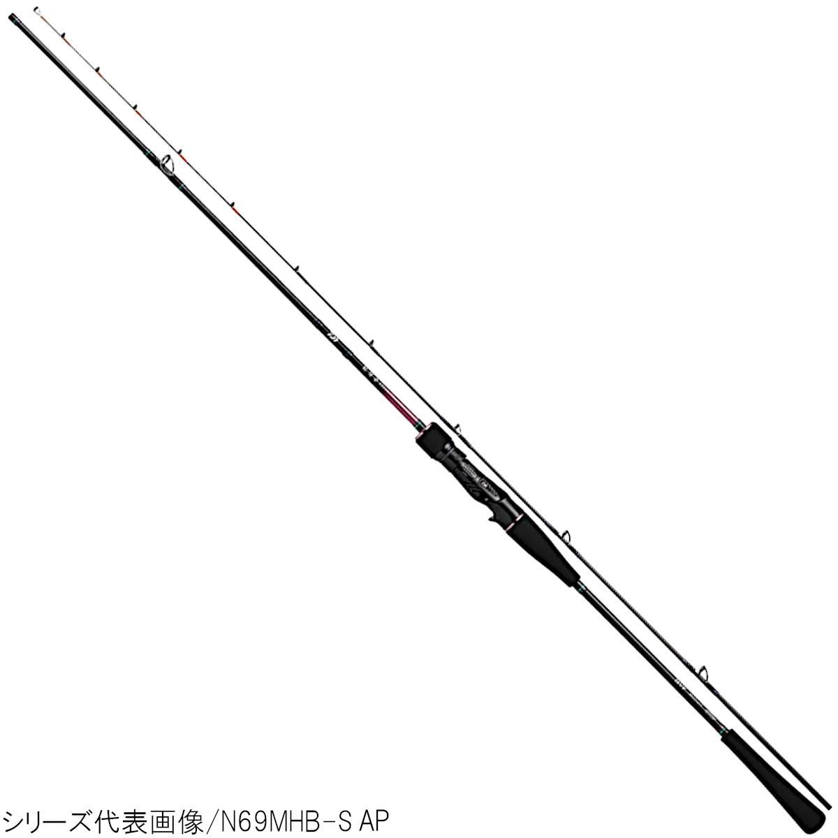 紅牙 K67XHB-S AP ダイワ【同梱不可】