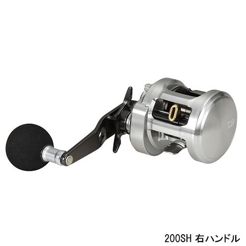 ダイワ キャタリナ ベイジギング 200SH 右ハンドル【送料無料】