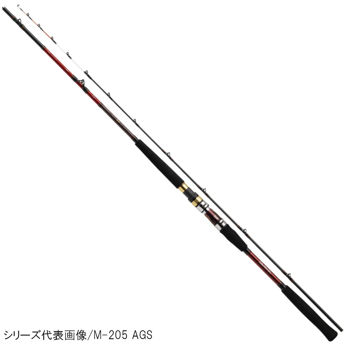 ダイワ 極鋭ギア M-180 AGS【送料無料】