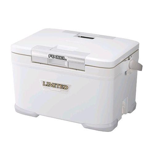 シマノ フィクセル リミテッド 300 HF-030N ピュアホワイト クーラーボックス【6co01】【送料無料】