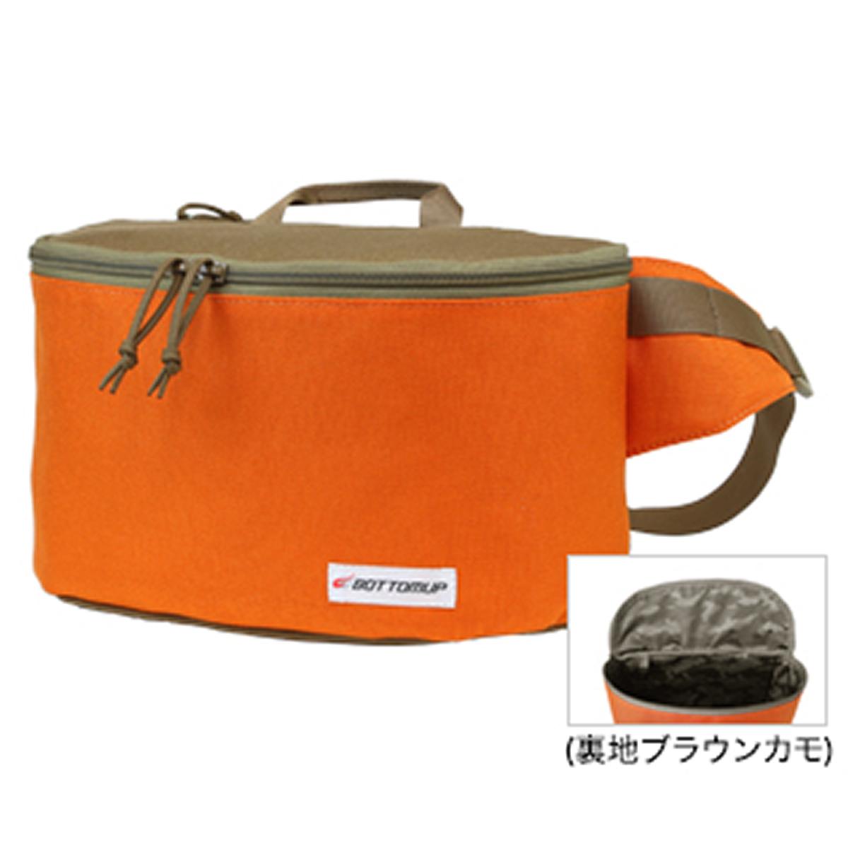 インテイク ボトムアップリミテッドエディション オレンジカーキ