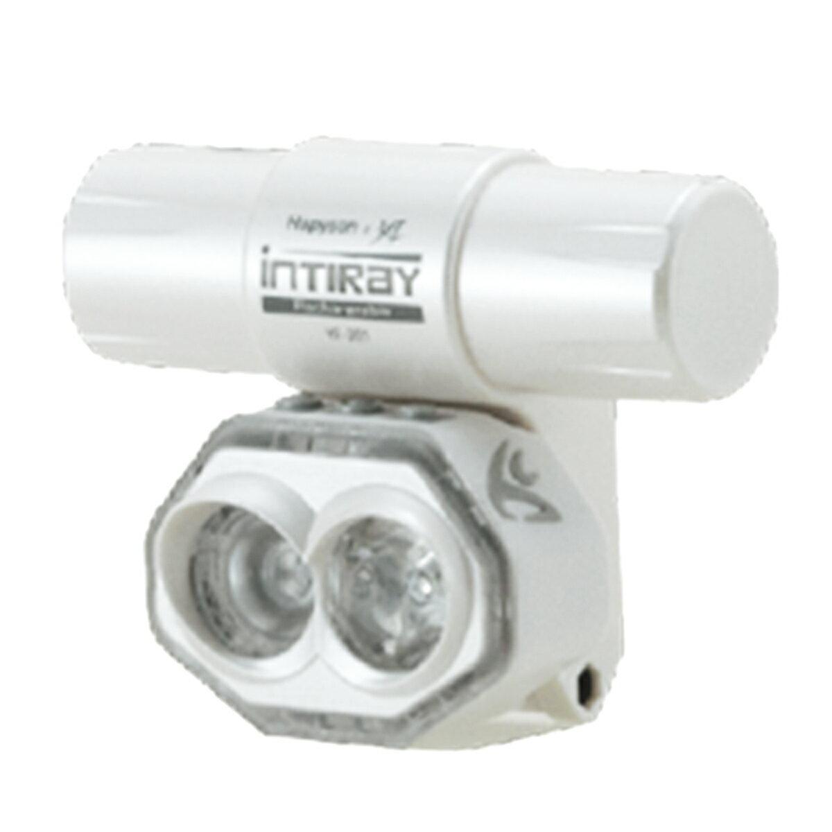 充電式チェストライト インティレイ YF-201-W ホワイト