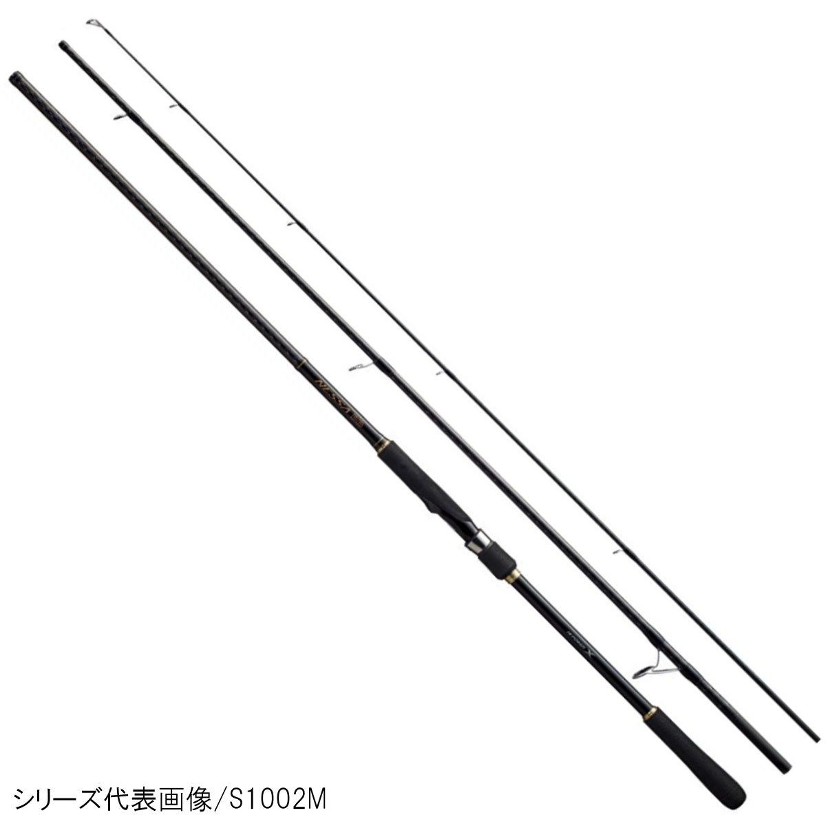 ネッサ S1008MMH【送料無料】 BB シマノ