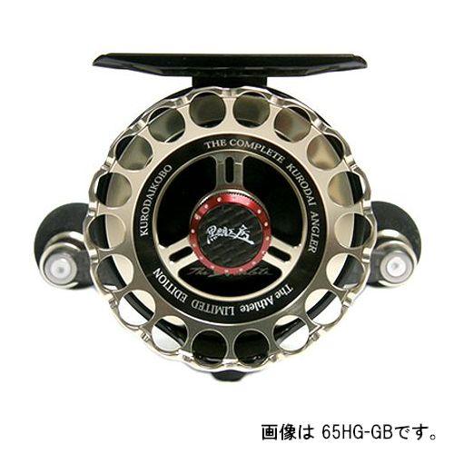 黒鯛工房 カセ筏師 THE アスリート ラガー 65HG-GB 左ハンドル【送料無料】