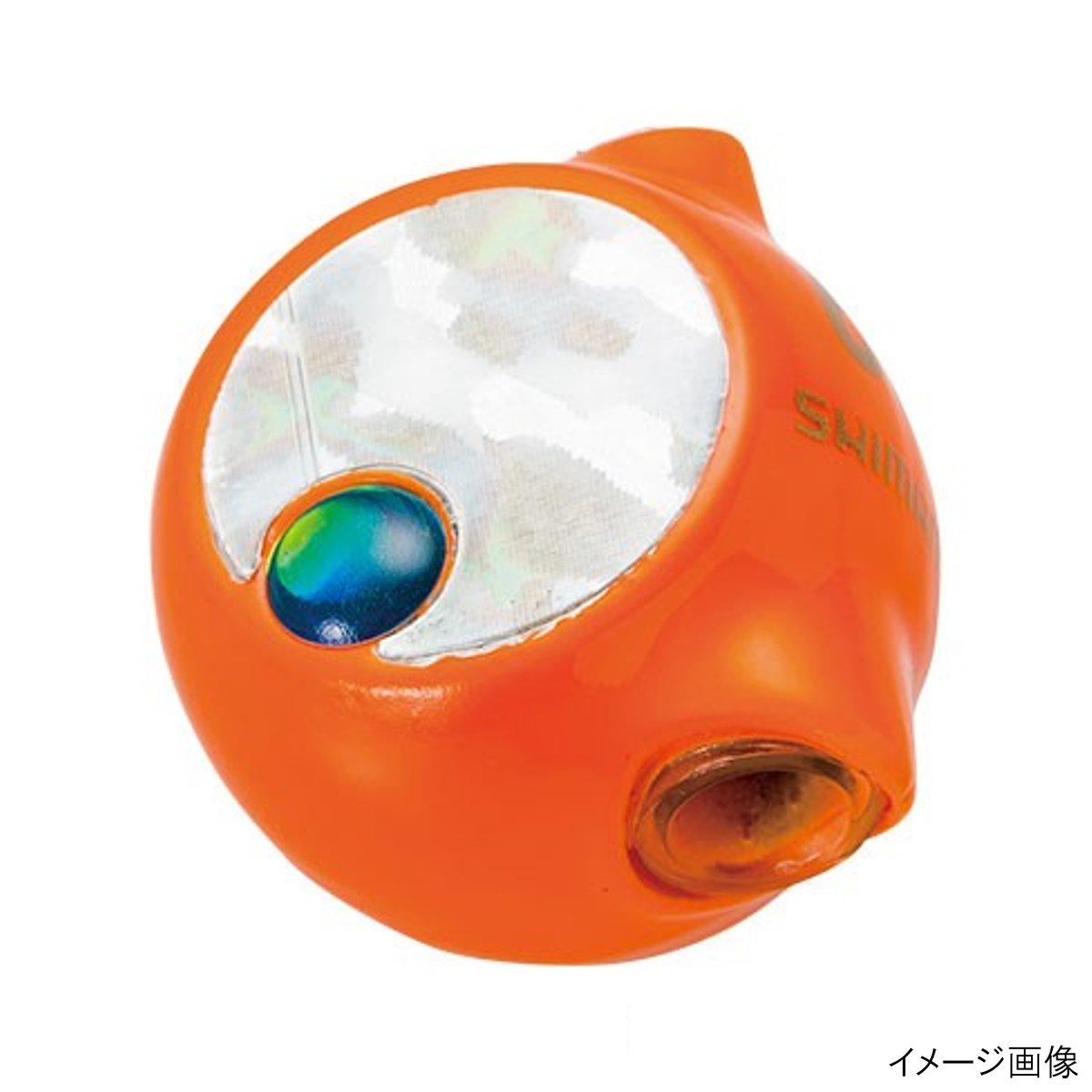 シマノ 炎月 タイガーバクバク ヘッド EJ-520Q 200g 01J(フラッシュオレンジ)