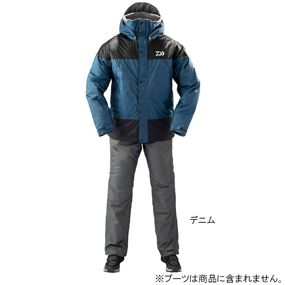 レインマックス ウィンタースーツ DW-35009 L デニム ダイワ