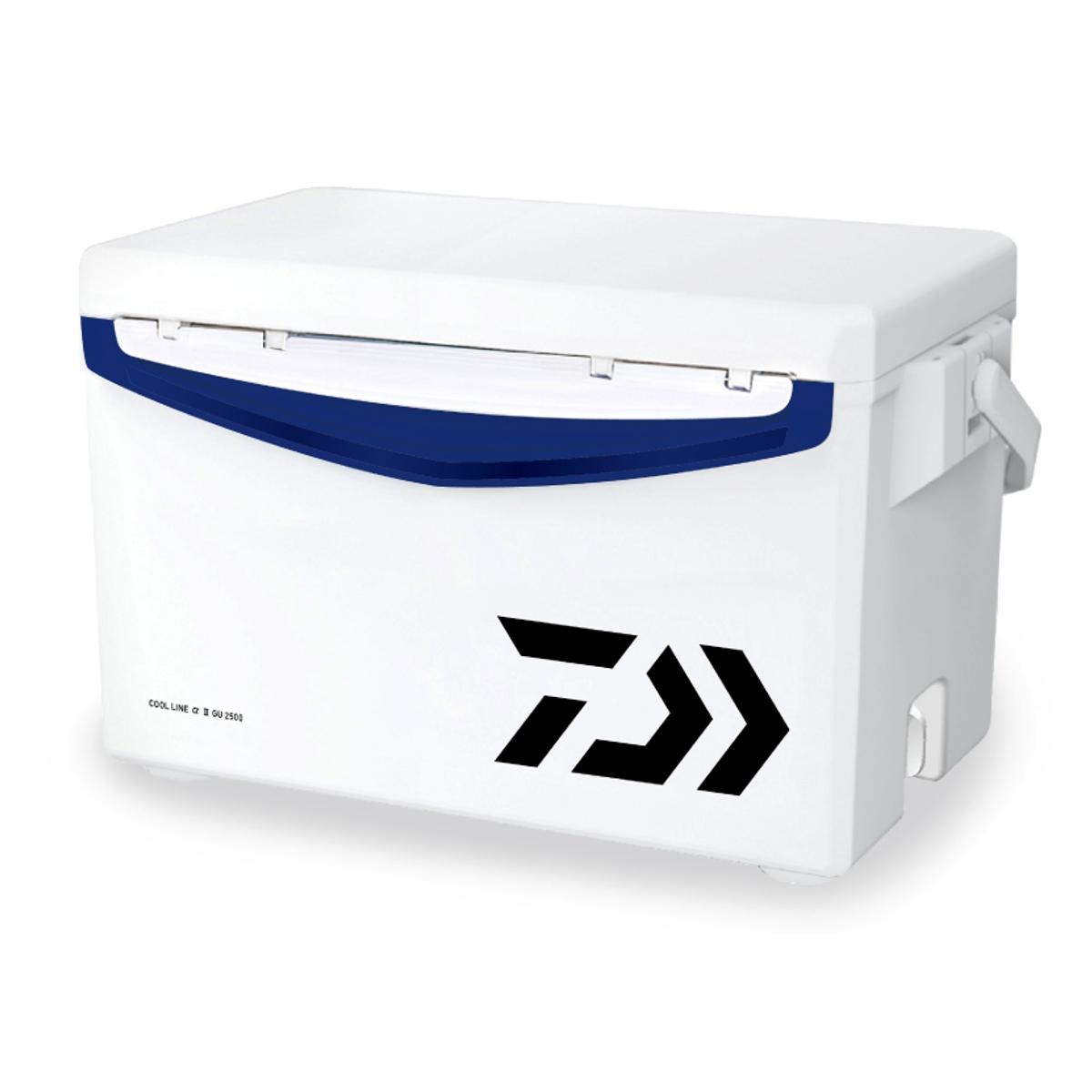 ダイワ クールラインα II GU 2500 ブルー クーラーボックス【送料無料】