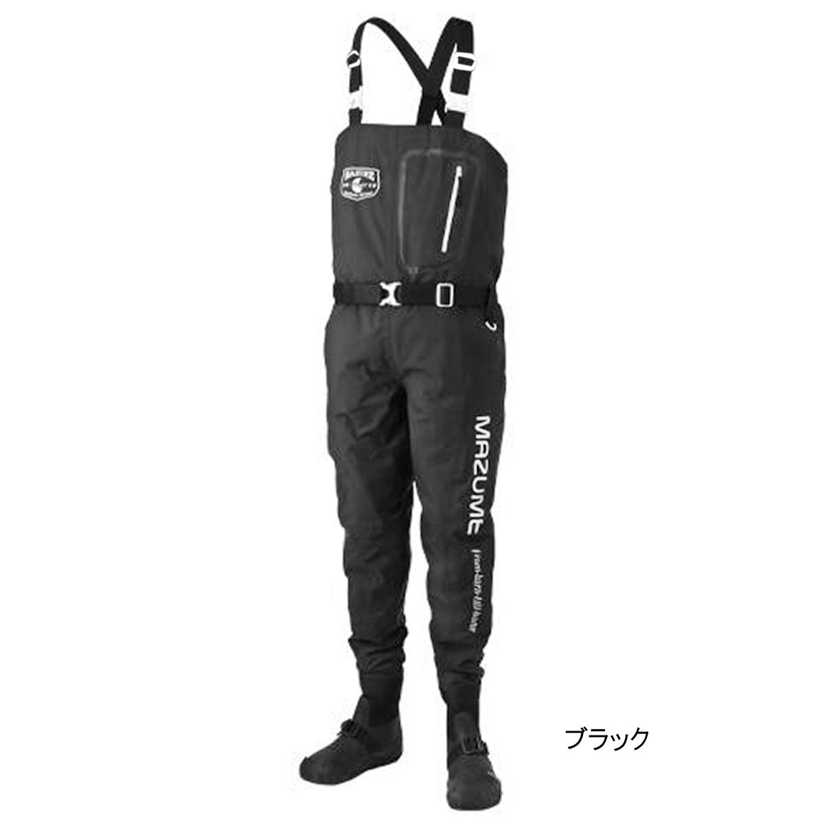 オレンジブルー mazume サーフウェイダー EXTREME MZBF-365 M ブラック【送料無料】