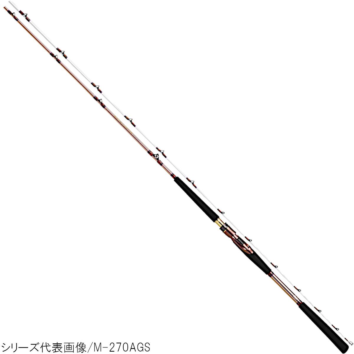 リーオマスター真鯛AIR S-270AGS ダイワ【大型商品】【同梱不可】
