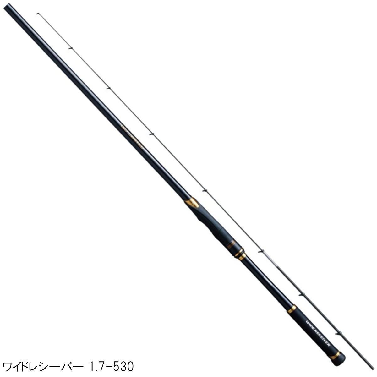 シマノ イソリミテッド ワイドレシーバー 1.7-530【送料無料】
