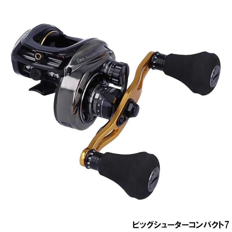 REVO BIGSHOOTER COMPACT 7-L 左ハンドル【送料無料】