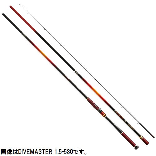 シマノ ファイアブラッド グレ ダイブマスター 1.5-530【送料無料】