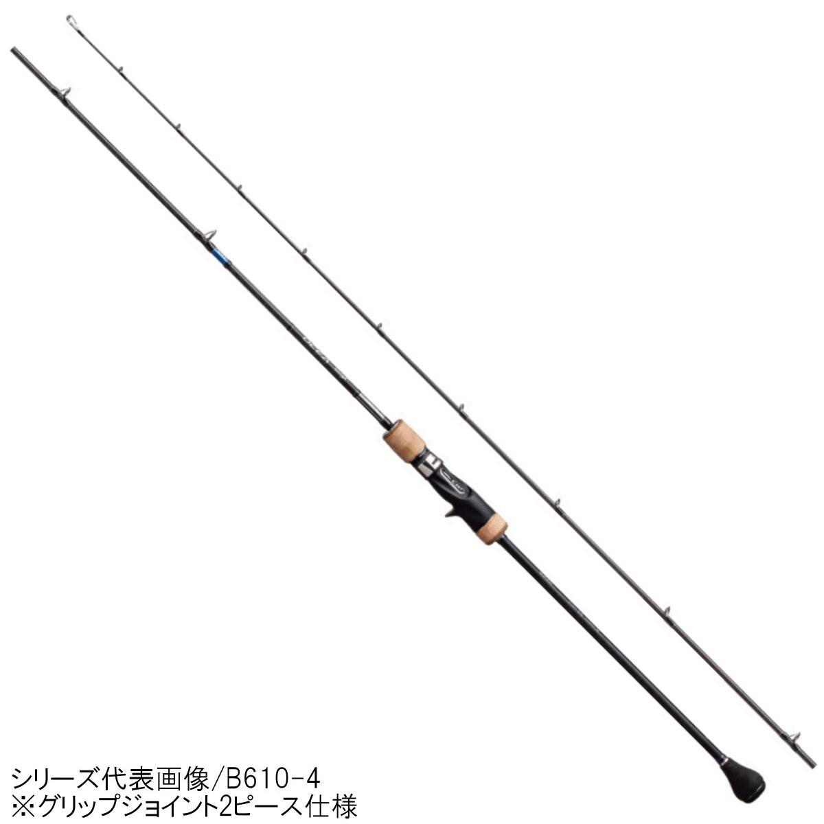シマノ オシアジガー ∞(インフィニティ) モーティブ B610-5【大型商品】【送料無料】