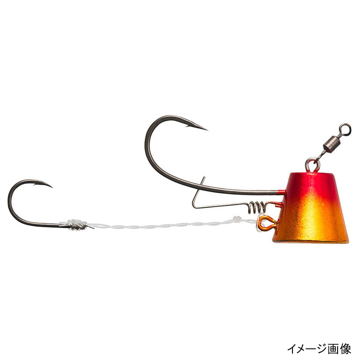 紅牙タイテンヤ SS エビロック 2号 ケイムラ赤/金 ダイワ【ゆうパケット】