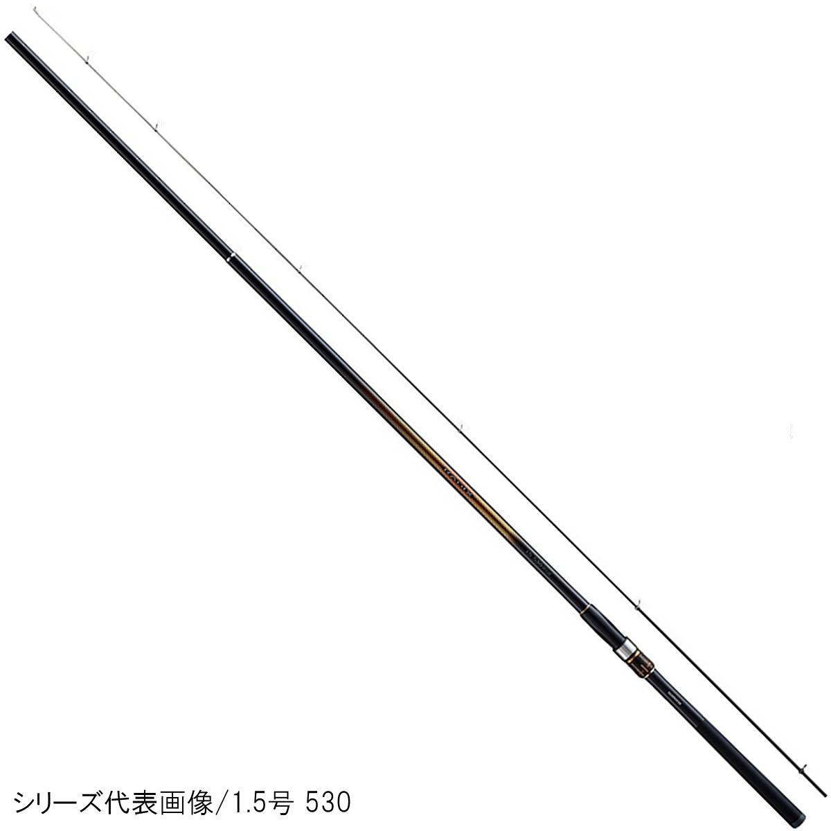 シマノ ラディックス 1.7号 530