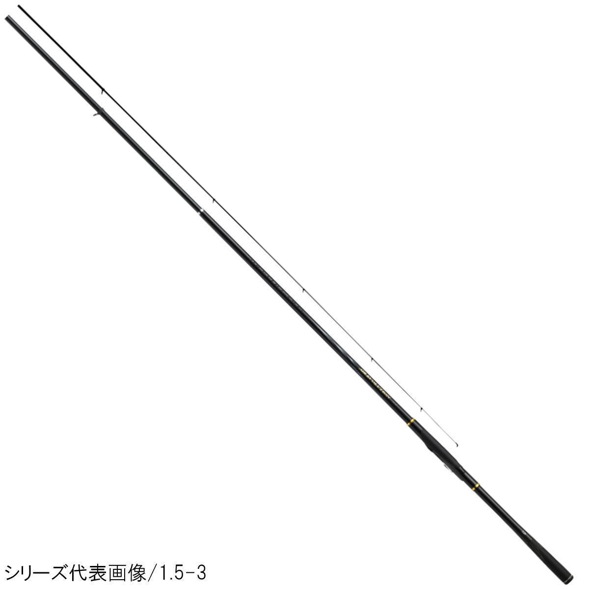 ダイワ エア エボリューション 1.5-53【送料無料】