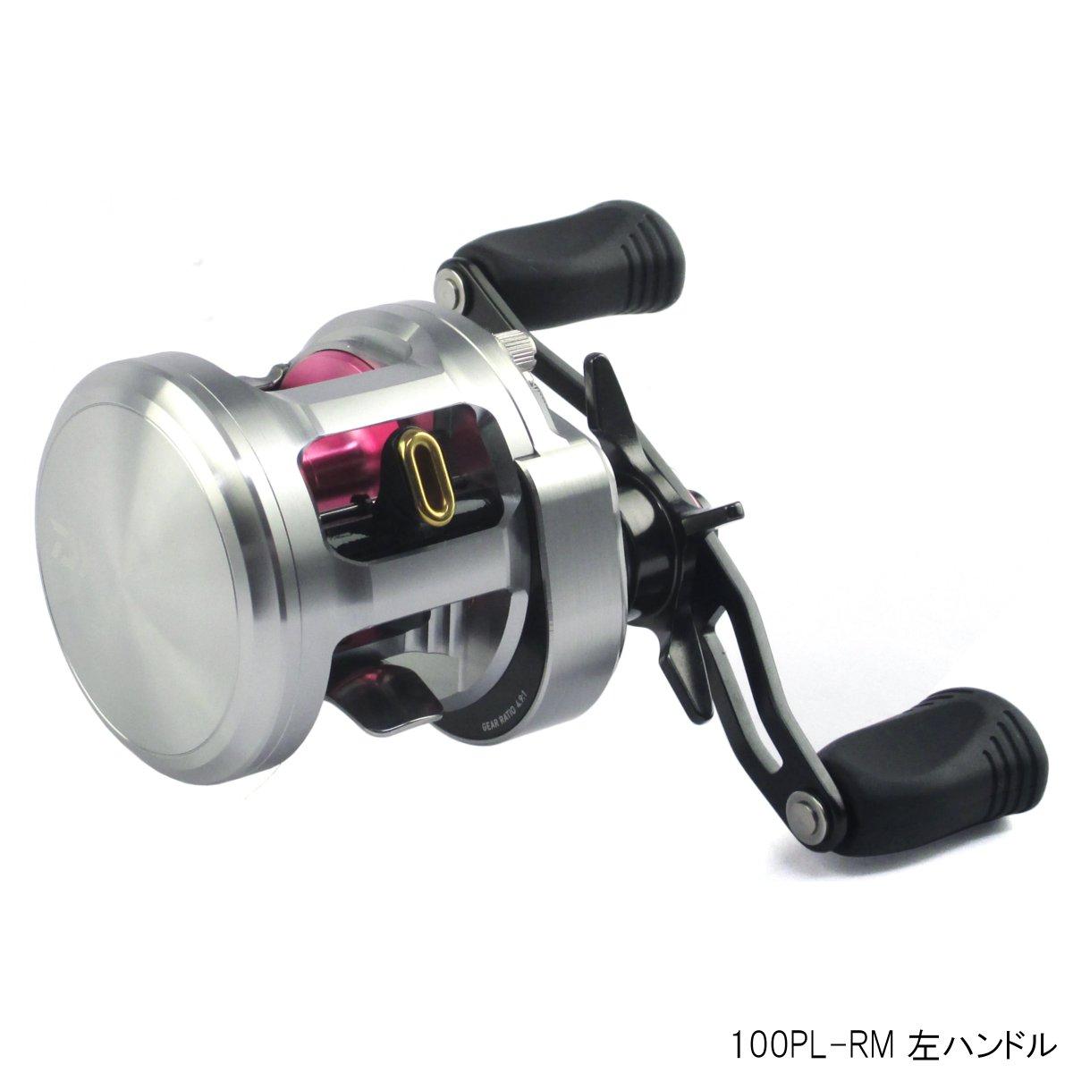 ダイワ キャタリナ BJ 100PL-RM 左ハンドル【送料無料】