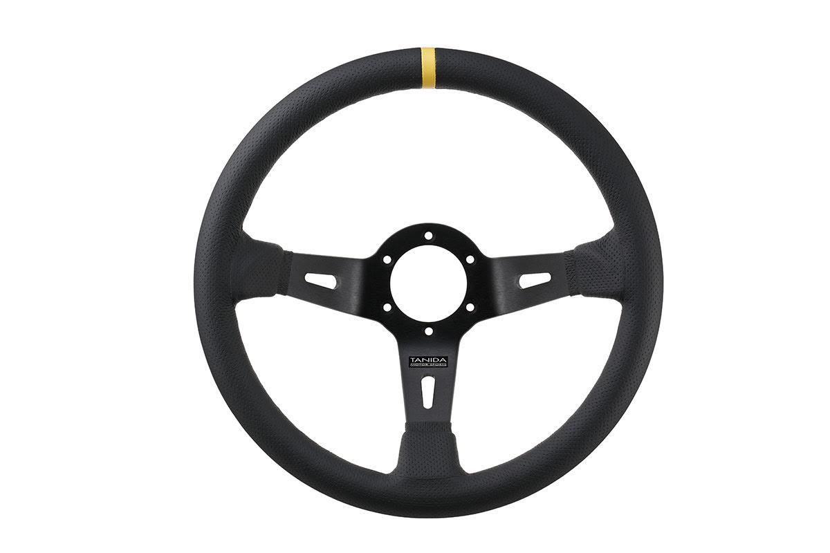 JURAN(ジュラン) RacePRO Steering(レースプロステアリング)Sprint 330 90D ディンプル