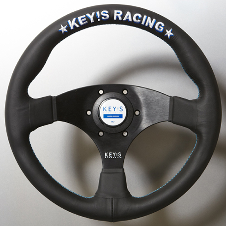 KEY'S RACING(キーズレーシング) ステアリング Flat type(フラットタイプ)