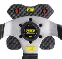 OMP STEERING PLATE 4 BUTTONS (OMPステアリングプレート 4 ボタン用) OD2026(ボタン無し)