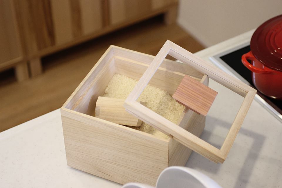 米びつ【 kome-bitsu 】5kg