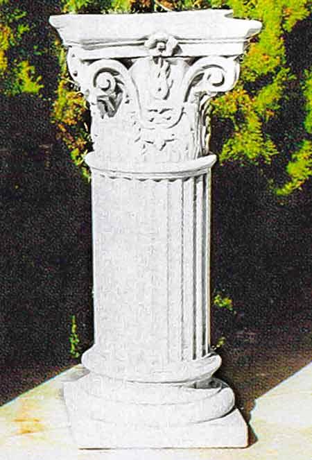 イタリア製石像 台座 ベネツィア H80cm 飾り台 コラム Art.760 PapiniAgostino 通学 特典 EW-FA13-Mおゆうぎ会 結婚祝 就職祝お花見