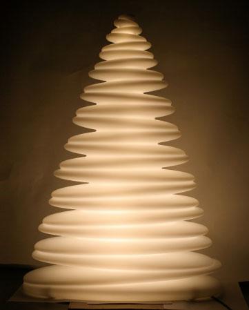 デザイナーズ ライト付きオブジェ クリズミィ50 (高さ50cm) ボンドム VN-49070W-L 【屋内仕様】 照明 VONDOM CHRISMY Light イルミネーション スペイン製 MADE IN SPAIN