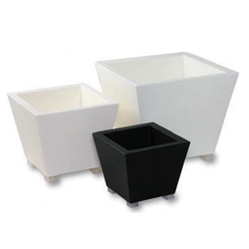 イタリア製デザインプランター カビン50 Kabin 50 Serralunga Designers 植木鉢 鉢カバー