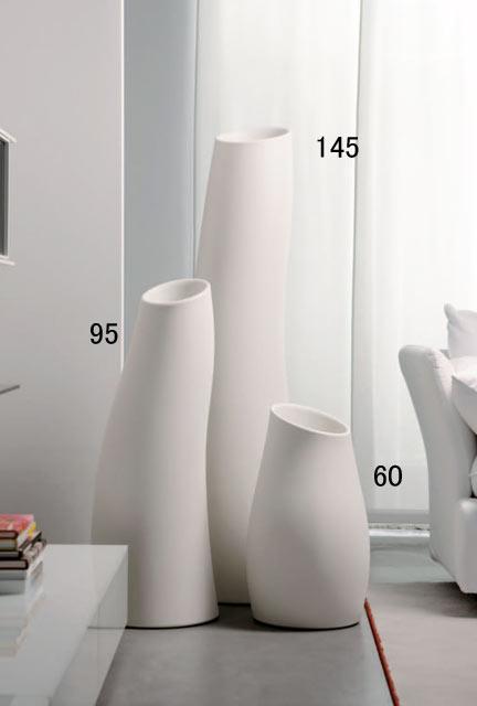 イタリア製デザイナーズプランター マダム145 (直径42cm×高さ145cm) プラスト・コレクション Madame EP-6219 Plust Collection MADE IN ITALY