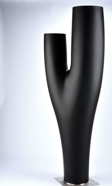 イタリア製デザイナーズプランター ミスト・ツリー2 (高さ200cm) セラルンガ SD-931-2 Serralunga Designers Missed Tree 2