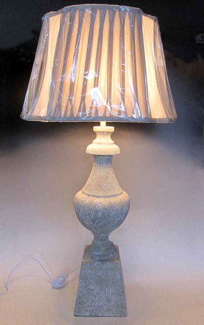 シェードランプ 間接照明 未使用 テーブルランプ 高さ約90cm 【商品番号:m-g1703-TLH90】